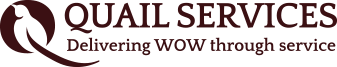 Worcester Plumber  Quail Services Logo